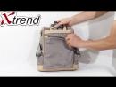 Oxford Women Backpack Teenage Girls College Style Travel Luggage Laptop Fashion Backpack Multi purpose Waterproof Anti theft