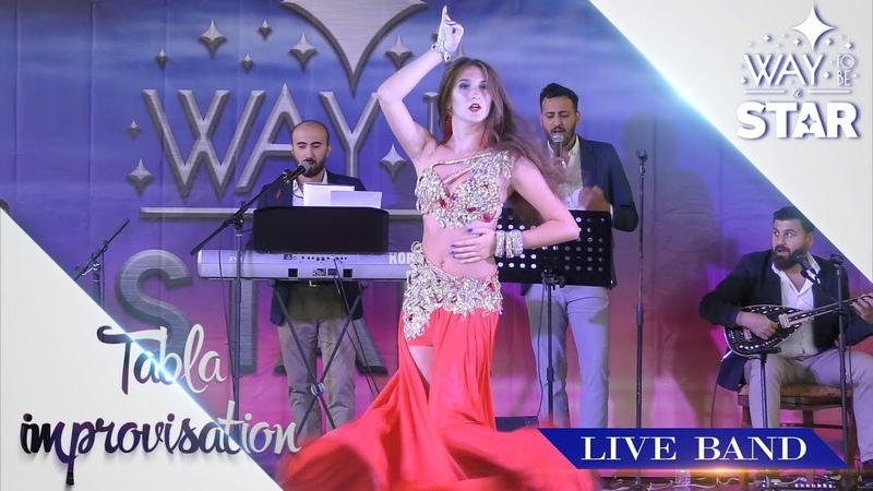 Way to be a STAR ☆ Ukraine ★2018★ Live Band ⊰⊱ Valeriia Karnysh