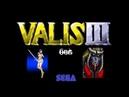 Прохождение VALIS III Play Sega