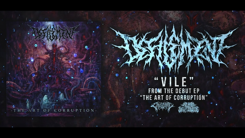 DEFILEMENT(UK) - VILE (FEAT. GAMMA SECTOR BOUND IN FEAR) [SINGLE] (2019) SW EXCLUSIVE