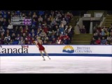Ashley WAGNER, 2014 Skate Canada FS