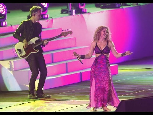 Shakira - Central American and Caribbean Games Opening (Barranquilla 2018)