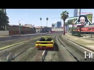 ч.50 УГАР!! КРУГОМ КУЧА ЛОВУШЕК!! - Один день из жизни в GTA 5 Online