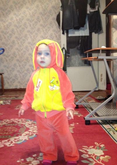Дарья Самиляк, 2 июня , Воркута, id181202629