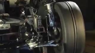 Как работает подвеска авто красивое видео