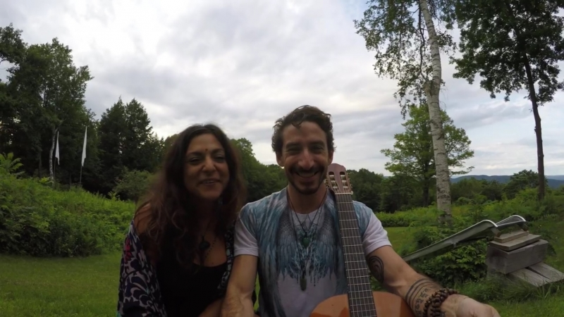 Приглашение на Avatar Yoga Festival 2017 - Michael Hewett и Carol Issa