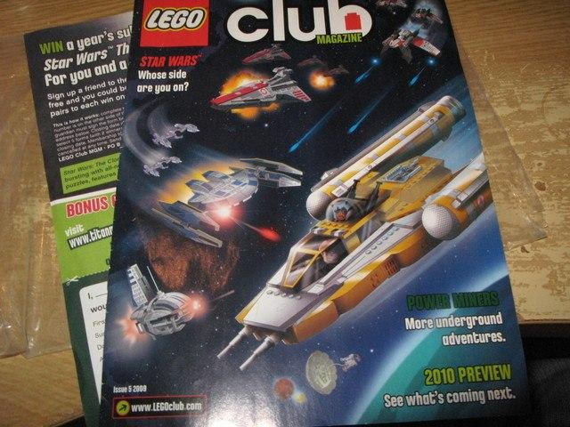 Журнал Лего халява