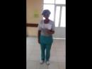 Медсестра высказалась по поводу своей зарплаты