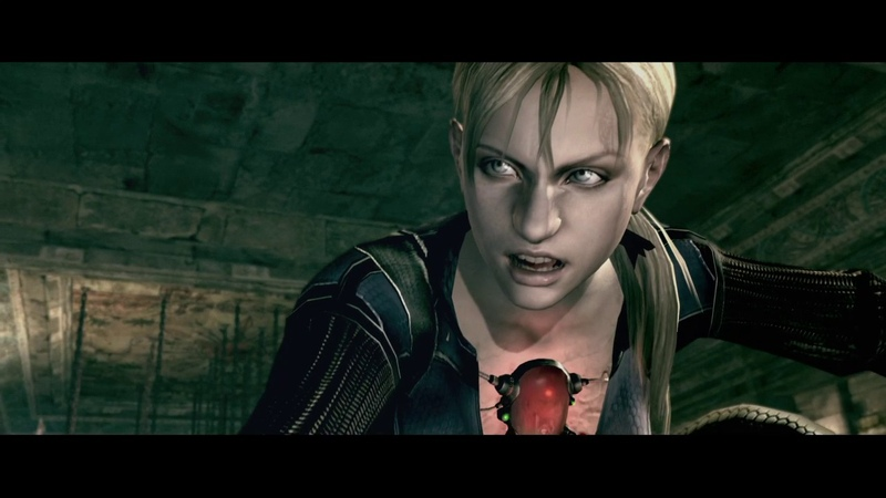 RESIDENT EVIL- 5 How to beat Wesker and Jill the easiest way.