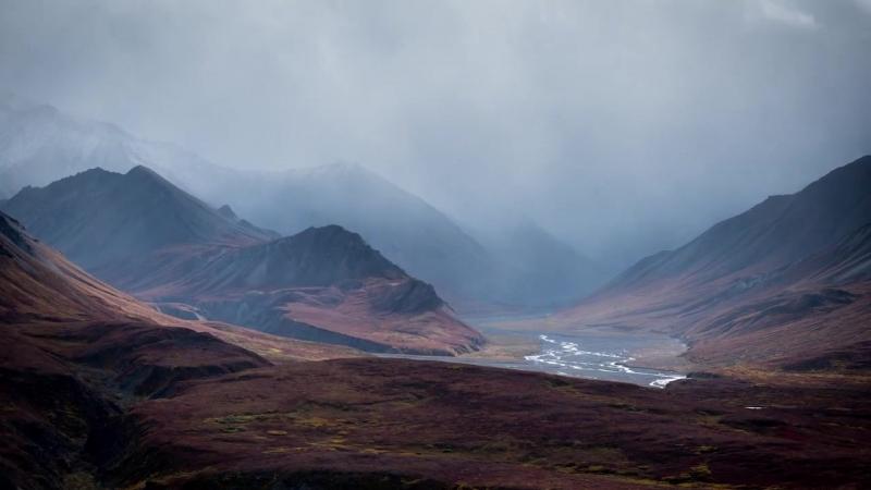 Короткометражный фильм о Национальном парке и заповеднике Денали на Аляске [720]