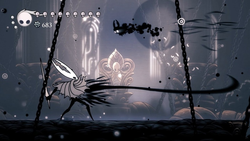 Hollow Knight - Pure Vessel (Radiant Difficulty, Nail Only, No Damage)