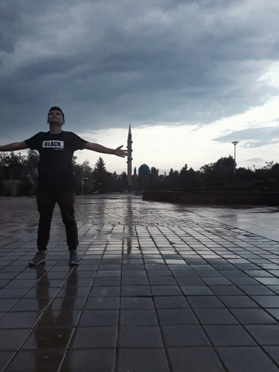 Амир Мусаев