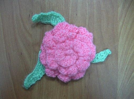 волшебный клубок вязание крючком коврик