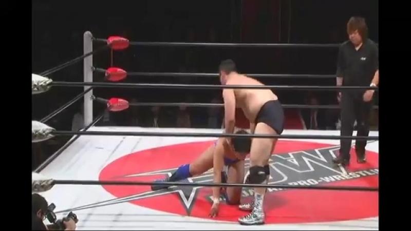 Hideyoshi Kamitani vs. Yuya Aoki (BJW - Ikkitousen Strong Climb 2018 - Day 3)