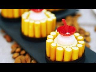 Приготовление европейских десертов - торты, пирожные, конфеты