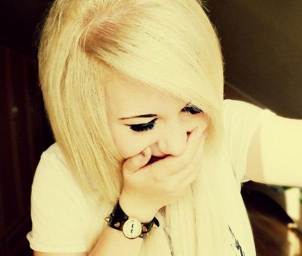 Фото девушек челкастых блондинок фото 504-850