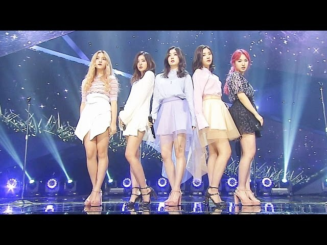 《EMOTIONAL》 Red Velvet(레드벨벳) - One Of These Nights(7월 7일) @인기가요 Inkigayo 20160327