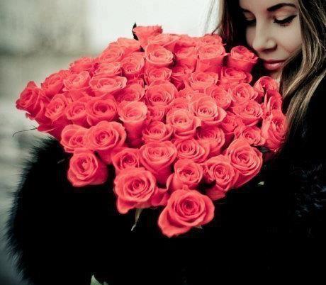 веселые ребята розовые розы