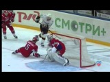 Severstal @ Lokomotiv 10/14/2014 Highlights / Локомотив - Северсталь 5:3