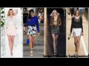 Модные мини-юбки в этом году