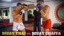 Muay Thai vs Muay Chaiya explained by Pedro Solana - THE MARTIAL MAN