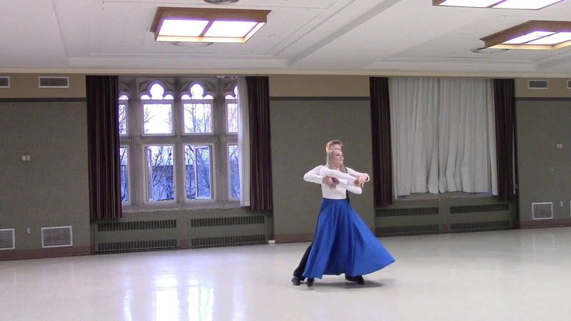 Viennese Waltz to Once Upon A Dream from Disney's Sleeping Beauty by Clay Mitchell and Ali Ball