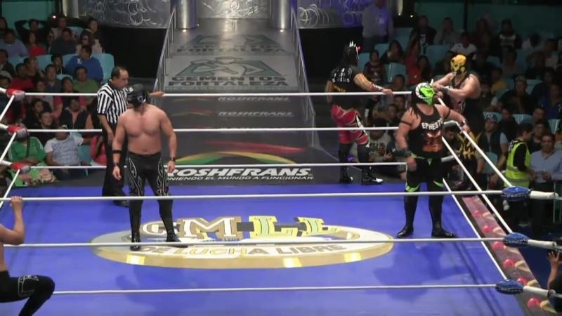 CMLL Lunes Arena Puebla 21 05 2018