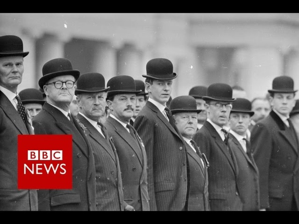 From Cassock to Cumberbund 400 Years of the Suit - BBC News