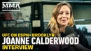UFC on ESPN 1: Joanna Calderwood 'Looking To Jump The Line' at Flyweight - MMA Fighting