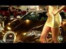 Gold Bugatti Veyron at Forgiato Fest 2013 Metro Wrapz