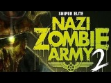 Sniper Elite Nazi Zombie Army 2 Launch Trailer