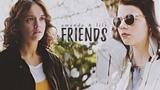 Amanda &amp Lily Friends
