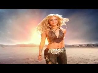 Shakira - Wherever Whenever [HD] 2002