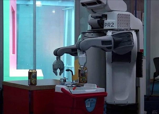 В MIT создали команду роботов-барменов