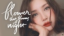 🥀Instagram Makeup-Flower that Blooms at night (With subs) 인스타 메이크업 - 밤에 피는 꽃