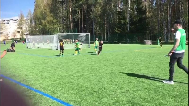 Матч. Футбол 05/2018_1. Helsinki