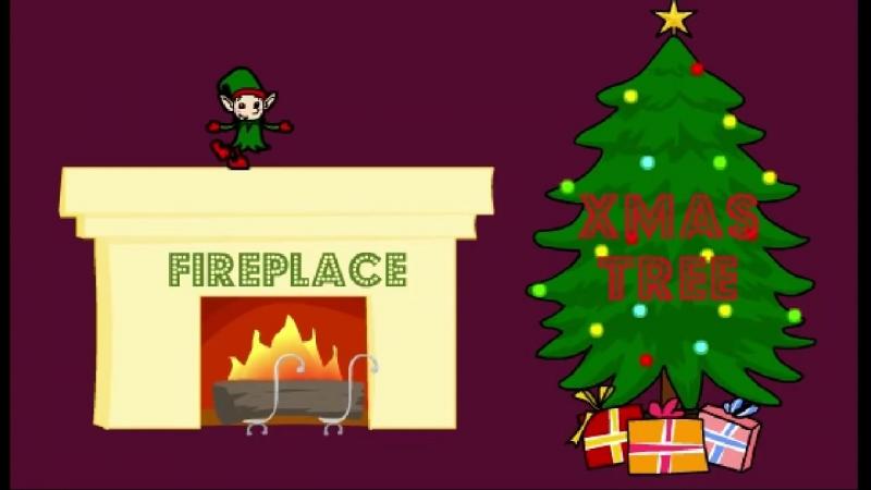Merry Christmas! Счастливого Рождества! Мультик Английский язык