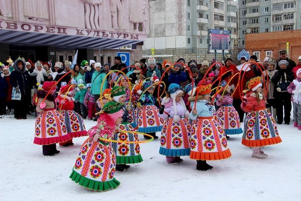 День народного единства в Усть-Илимске