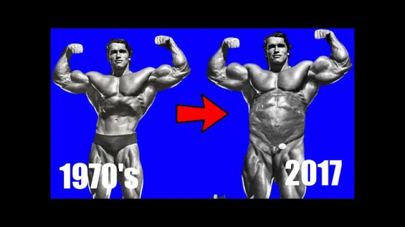 What if Arnold Competed in Bodybuilding Today?