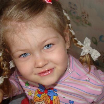Янина Бедай, 16 мая 1999, Челябинск, id203429415