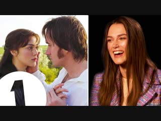 """""""i was so obsessed!"""" keira knightley on loving pride & prejudice and partying through atonement"""