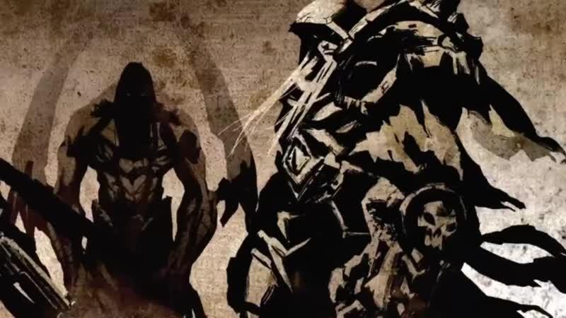 [КакЕсть] Скакуны Апокалипсиса /Вселенная DARKSIDERS/ Комикс Death Door 2