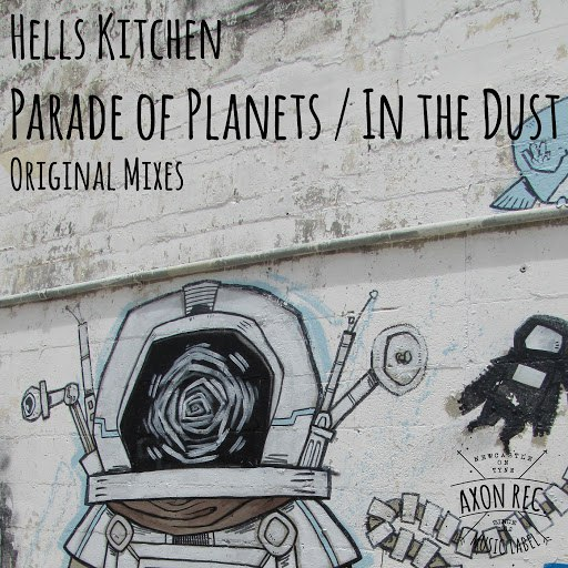 Hells Kitchen альбом Parade of Planets / In the Dust