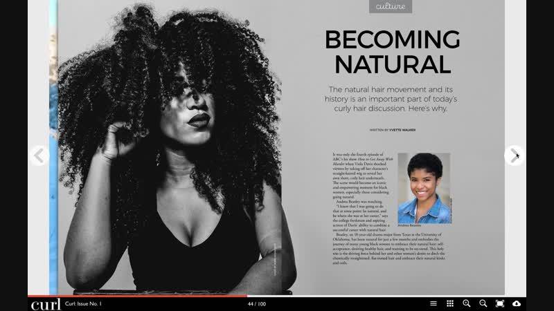 Curl magazine_Issue 1