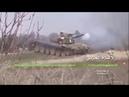 Война в Сирии Жесткий пехотно танковый бой в Алеппо