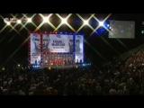 Церемония взвешивания Нурмагомедова и Макгрегора