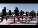 Europa Plus LIVE 2015 - Fat Cat Cinema-Catch me when Im falling (Choreography by Yana Gutsulyak)
