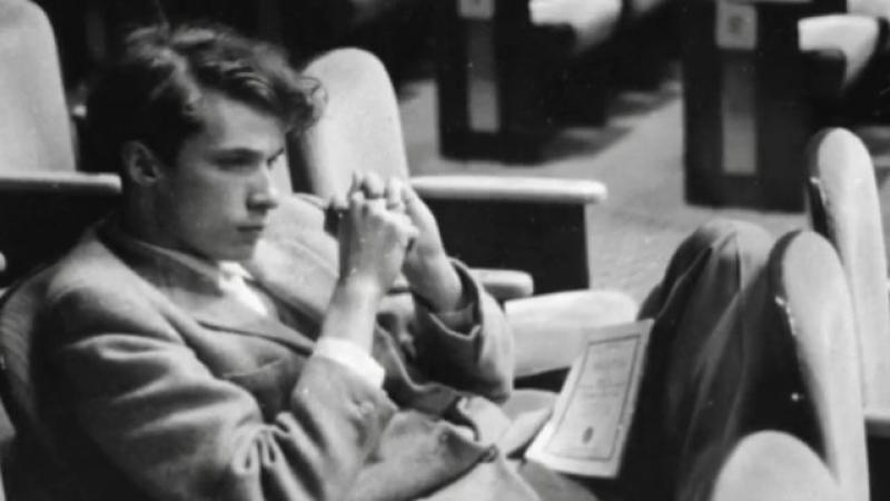 Глен Гульд, Бах, 19-я Гольдберг-вариация. 1959 г.