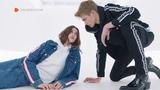Calvin Klein Jeans x Zalando I 10 Years Exclusive Collection Kaia Gerber &amp Presley Gerber
