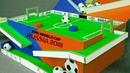 Como Hacer un Increíble Juego de Mesa del Mundial con Cartón